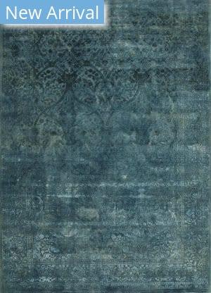 Jaipur Living Lacuna Drass Ne-2349 Teal Blue Area Rug