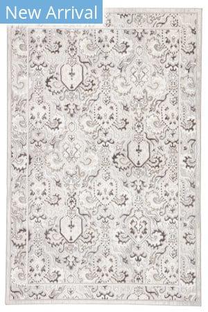 Jaipur Living Nashua Vins Nsh09 White - Gray Area Rug
