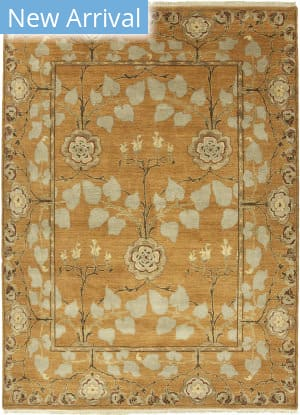 Jaipur Living Opus Tree Of Life Op10 Nugget - Metal Area Rug
