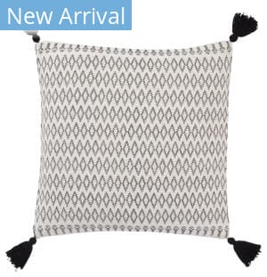 Jaipur Living Peykan Pillow Payten Pey13 White - Black