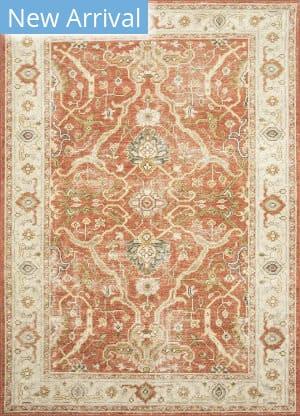 Jaipur Living One Of A Kind Pkwl-5109 Russet - Soft Gold Area Rug
