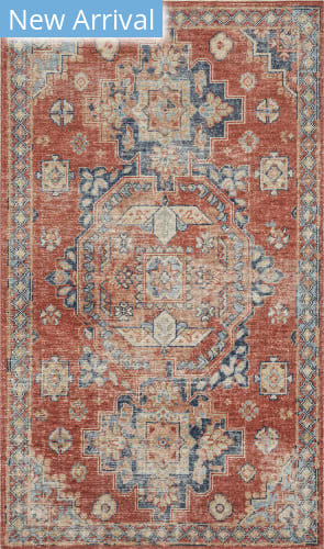 Jaipur Living One Of A Kind Pkwl-8013 Tabasco - Navy Area Rug