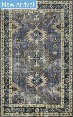 Jaipur Living One Of A Kind Pkwl-8014 Deep Blue - Navy Area Rug