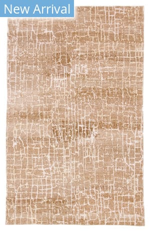 Jaipur Living Scribe By Pollack Scribere Plk01 Light Brown - Ivory Area Rug