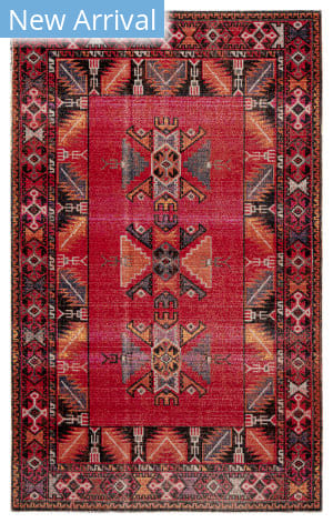 Jaipur Living Polaris Paloma Pol19 Red - Black Area Rug