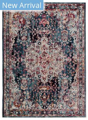 Jaipur Living Peridot Loren Prd09 Teal - Turquoise Area Rug
