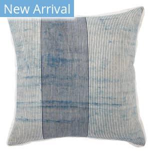 Jaipur Living Revolve Pillow Alicia Rov03 Blue - White