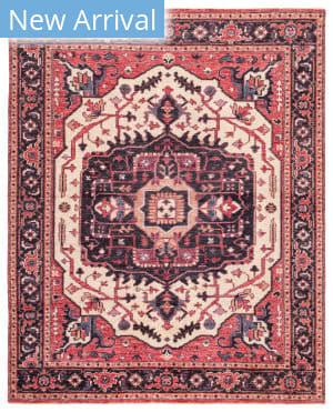 Jaipur Living Salinas Mascoma Sln09 Red - Purple Area Rug