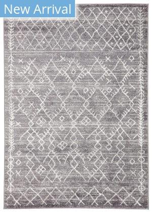 Jaipur Living Valen Copeland Val05 Gray - White Area Rug