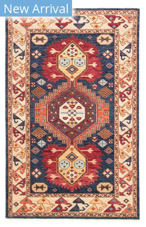 Jaipur Living Village By Artemis Karter Vba05 Blue Area Rug