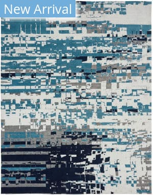 Kalaty Jardin Jr-642 Canyon Blue Area Rug