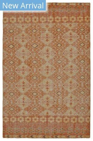 Rugstudio Sample Sale 149562R Orange Area Rug