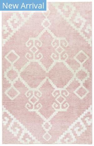 Kaleen Solitaire Sol12-92 Pink Area Rug