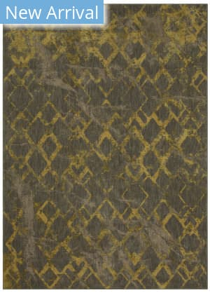 Karastan Cosmopolitan Quartz Brushed Gold Area Rug