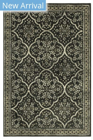 Karastan Elements Ingenue Onyx Area Rug