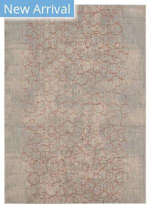 Karastan Cosmopolitan Azure Clay Area Rug