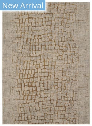 Karastan Cosmopolitan Calle Antique White - Dove Area Rug