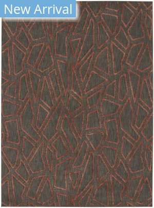 Karastan Soiree Gibson Smokey Grey - Grey Area Rug