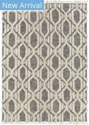 Karastan Latitudes Epoch Allegro Grey - Cream Area Rug