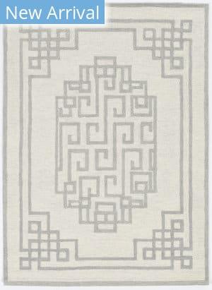 Kas Gramercy 1612 Ivory - Grey Area Rug
