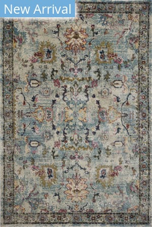 Kas Hue 4705 Light Blue Area Rug