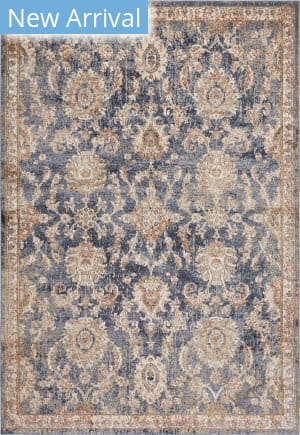 Kas Manor 6353 Demin Area Rug