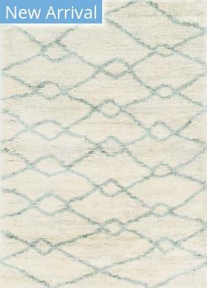 Kas Merino 6700 Ivory-Grey Area Rug