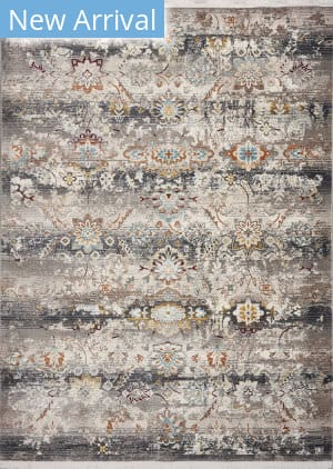 Kas Papillon 4522 Grey Area Rug