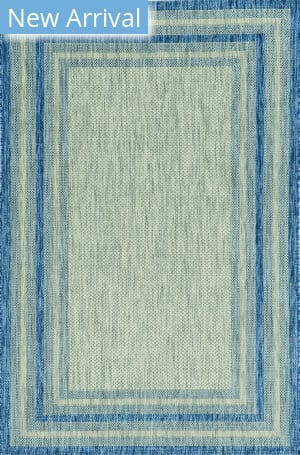 Kas Provo 5756 Grey-Denim Area Rug
