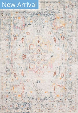 Loloi Clara Cla-04 Light Grey - Multi Area Rug