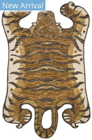 Loloi Feroz Fer-02 Gold Area Rug