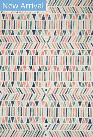 Loloi Hallu By Justina Blakeney Hal-01 Ivory - Multi Area Rug