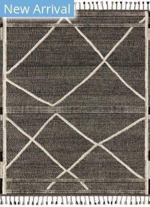 Loloi Iman Ima-02 Beige - Charcoal Area Rug