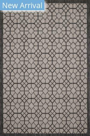 Loloi Isle Ie-06 Grey - Charcoal Area Rug