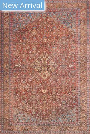 Rugstudio Sample Sale 175493R Red - Multi Area Rug