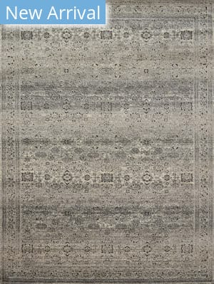 Rugstudio Sample Sale 181634R Grey - Charcoal Area Rug