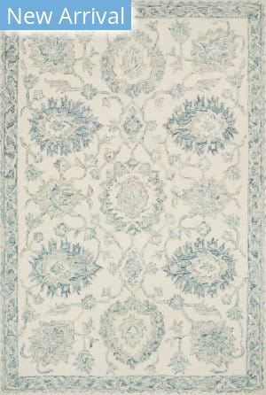 Loloi Norabel Nor-04 Ivory - Blue Area Rug