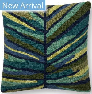 Loloi Pillows P0750 Green - Multi