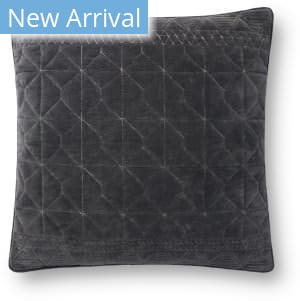 Loloi Pillows P0829 Charcoal Area Rug