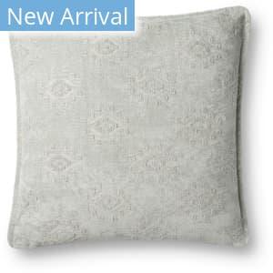 Loloi Pillows P0830 Silver Sage Area Rug