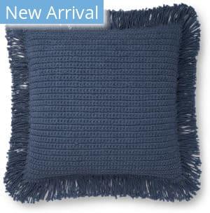 Loloi Pillows P0806 Blue Area Rug