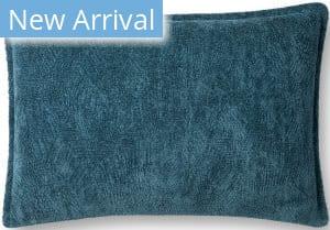 Loloi Pillows P0831 Teal Area Rug