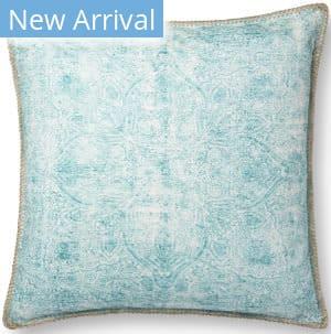 Loloi Pillows P0746 Teal