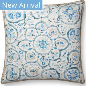 Loloi Pillows P0747 Blue