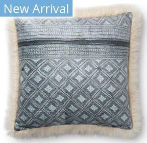 Loloi Pillows P0789 Multi - Ivory
