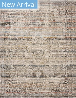Loloi Theia The-03 Taupe - Multi Area Rug
