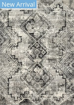 Loloi Viera Vr-10 Grey - Black Area Rug