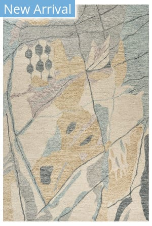Lr Resources Divergence 81473 Multi-Color Area Rug