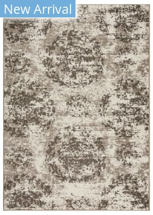 Lr Resources Infinity 81314 Gray Area Rug