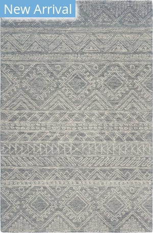 Lr Resources Juniper 81572 Ivory - Light Gray Area Rug